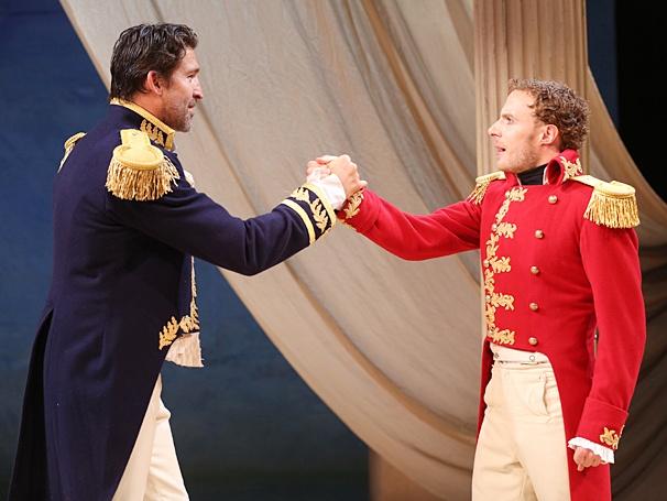 Antony and Cleopatra - Show Photos - PS - Jonathan Cake - Samuel Collings