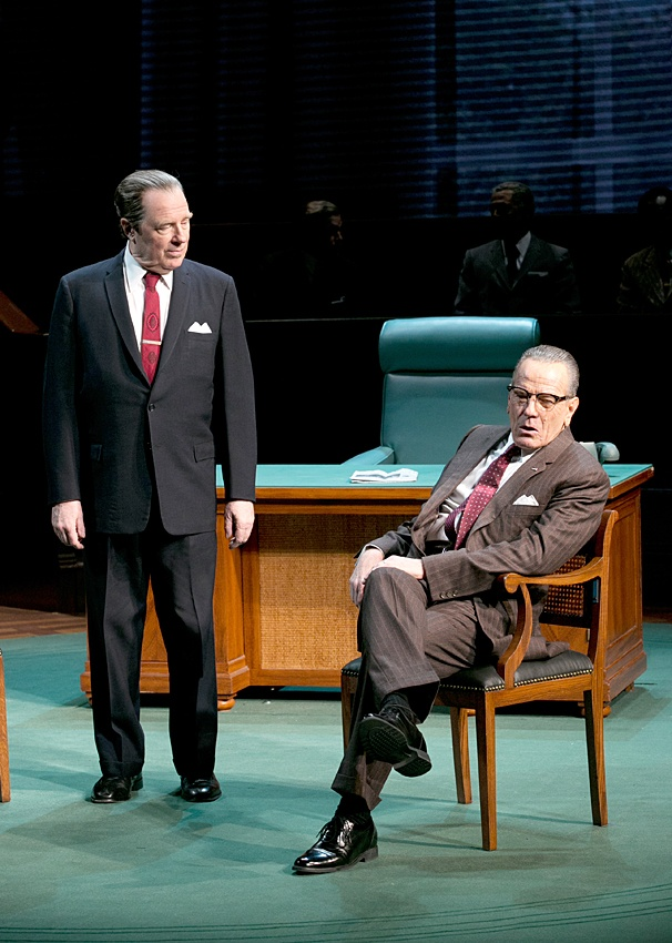 All The Way - Show Photos - Michael McKean - Bryan Cranston