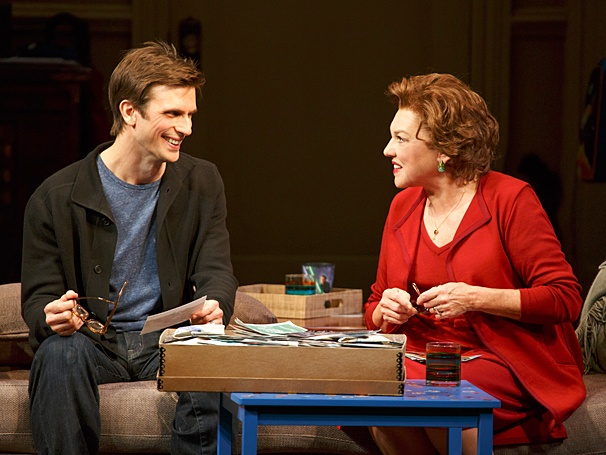 Mothers and Sons - Show Photos - PS - 3/14 - Frederick Weller - Tyne Daly