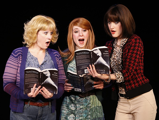 50 Shades! The Musical - Show Photos - PS - 3/14 - Ashley Ward - Kaitlyn Frotton - Chloe Williamson