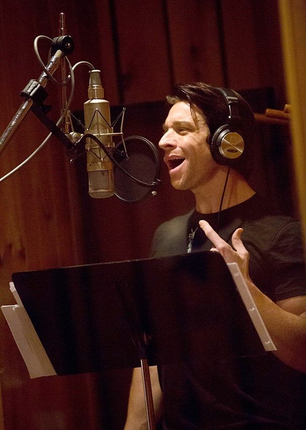 Rocky - Recording - Press - 3/14 - Andy Karl