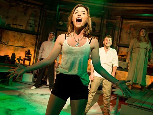 Jasper in Deadland - Show Photos - 3/14 - Allison Scagliotti