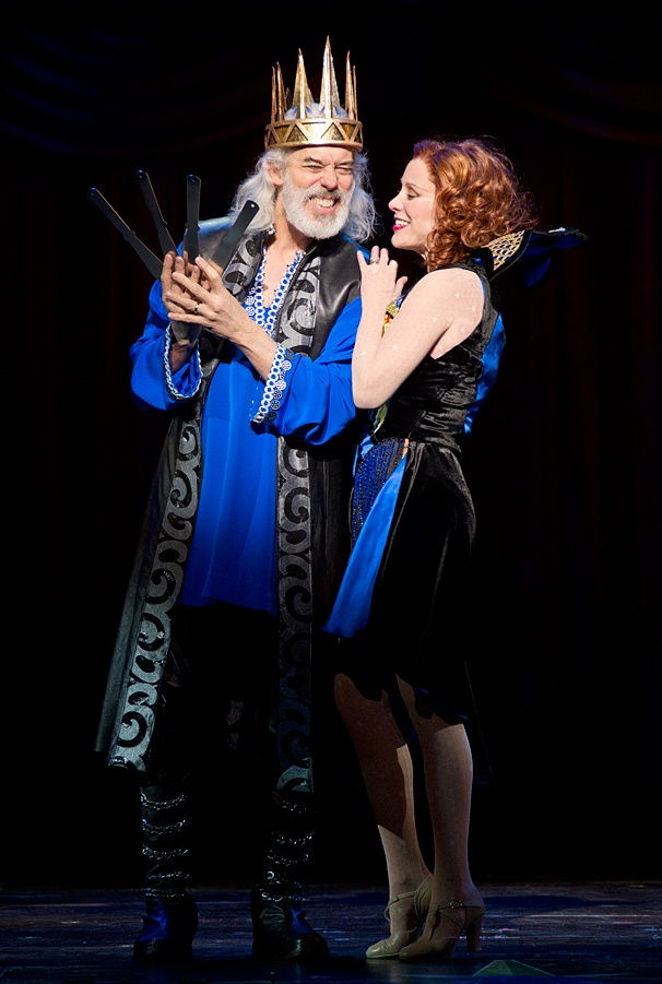 Show Photos - Pippin - Terrence Mann - Charlotte d'Amboise