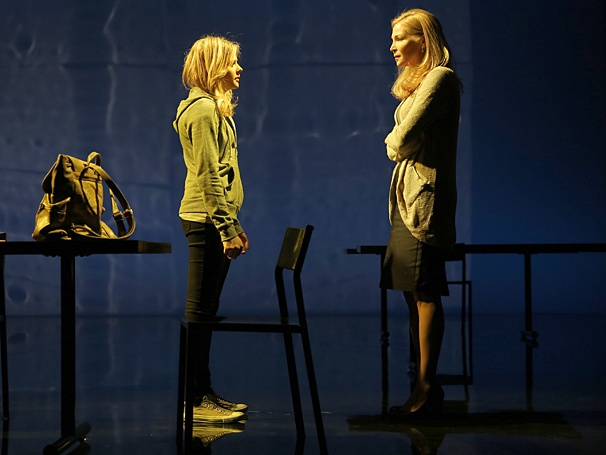 The Library - Show Photos - PS - 4/14 - Chloe Grace Moretz - Jennifer Westfeld