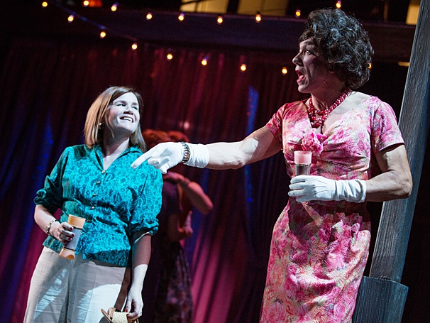 Casa Valentina - Show Photos - PS - 4/14 - Mare Winningham - Patrick Page