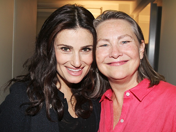 Meet the Nominees – OP – 4/14 – Idina Menzel - Cherry Jones