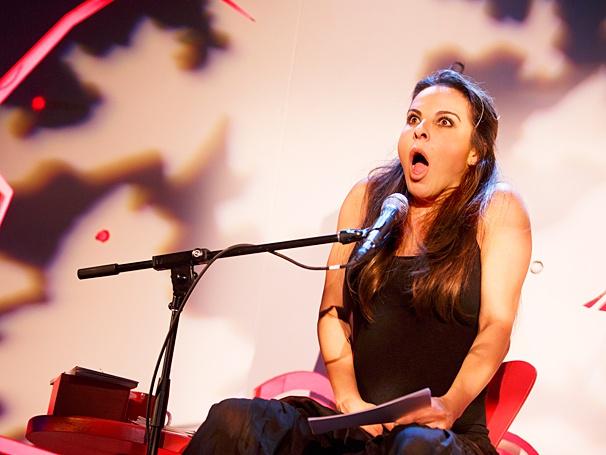 Los Monologos de la Vagina - PS - 5/14 - Kate del Castillo