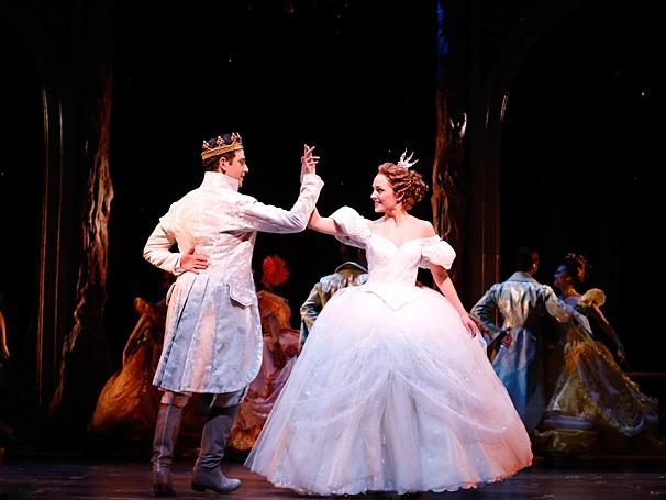 Show Photos - Cinderella - Santino Fontana - Laura Osnes