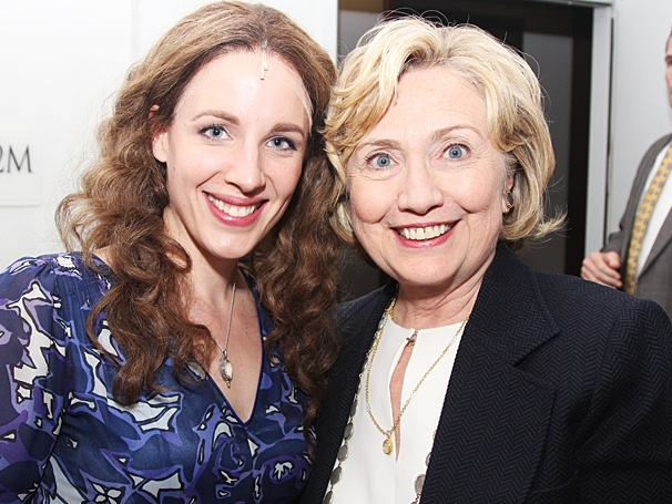 Beautiful - Backstage - Op - 7/14 - Jessie Mueller - Hillary Clinton