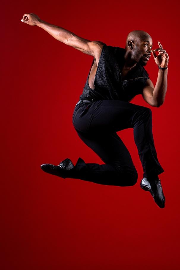 Gotta Dance! - Aladdin - 10/14 - Donald Jones Jr.