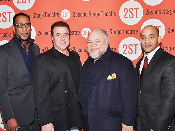 Between Riverside and Crazy - Opening - 2/15 - Ron Cephas Jones - Michael Rispoli - Stephen McKinley Henderson - Victor Almanzar