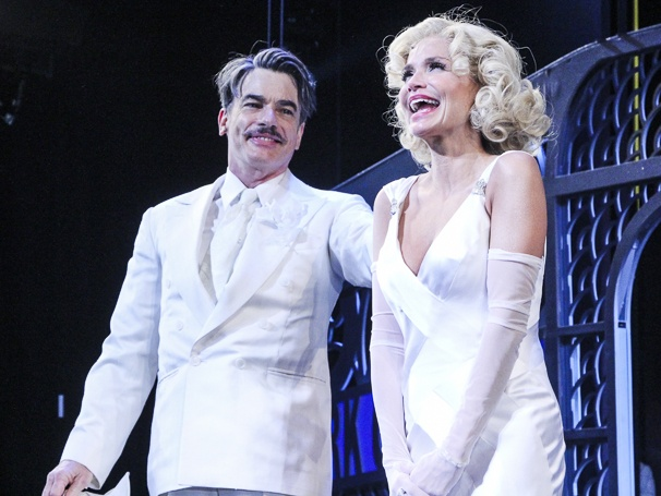 On the Twentieth Century - Opening - 3/15 - Peter Gallagher - Kristin Chenoweth