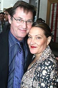 Broadway.com... Richard Thomas Wife