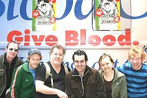 Lieutenant of Inishmore Blood Drive - Andrew Connolly - David Wilmot - Peter Geret - Brian d&#39;Arcy James - Alison Pill - Domhnall Gleeson