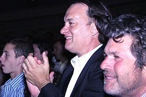 Rita Wilson opens in Chicago - Tom Hanks - Jann Wenner