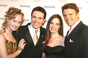 Phantom in Vegas - Elizabeth Loyacano - Anthony Crivello - Sierra Boggess - Brent Barrett