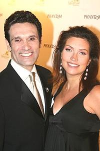 Phantom in Vegas - Rita Rudner - Anthony Crivello - wife