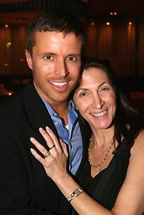 Photo Op - Mamma Mia! Fifth Anniversary - Joe Machota - Sherry Cohen