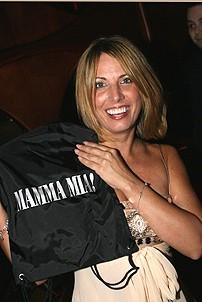 Photo Op - Mamma Mia! Fifth Anniversary - Lori Haley Fox