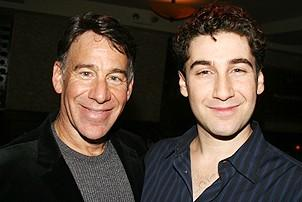 Photo Op - Stephen Schwartz Portrait at Tony's DiNapoli - Stephen Schwartz - Scott Schwartz