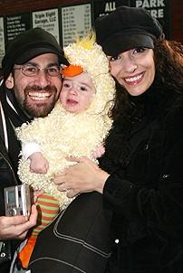 Photo Op - Wicked Day 2006 - Matthew Stern - (son) Noah - Angela DeCicco