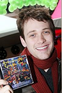 Photo Op - Wicked Day 2006 - Michael Arden (with CD)