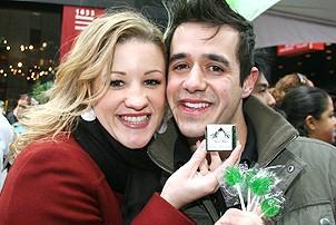 Photo Op - Wicked Day 2006 - Katie Adams - Noah Rivera