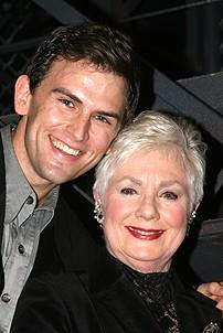 Rodgers and Hammerstein Ladies @ Jersey Boys - Daniel Reichard - Shirley Jones