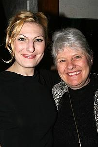 Photo Op - Les Miz opening - Becca Ayres - mom