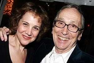 Photo Op - Les Miz opening - Susan Goodman - Geoffrey Johnson