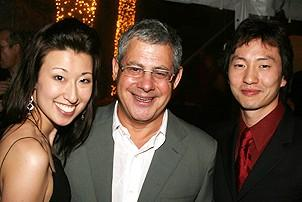 Photo Op - Les Miz opening - Kim Varhola - Cameron Mackintosh -  Michael K. Lee
