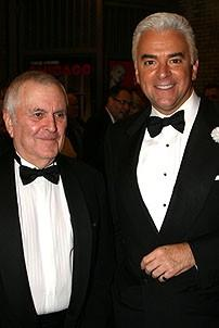 Photo Op - Chicago 10th Anniversary - John Kander - John O&#39;Hurley