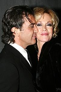 Photo Op - Chicago 10th Anniversary - party - Antonio Banderas - Melanie Griffith