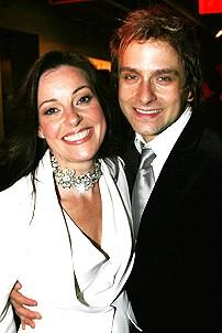 Photo Op - Chicago 10th Anniversary - party - Ruthie Henshall - Tim Howar