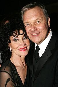 Photo Op - Chicago 10th Anniversary - party - Chita Rivera - Walter Bobbie