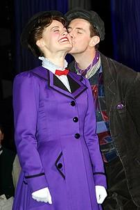 Photo Op - Mary Poppins Opening - cc - Ashley Brown - Gavin Lee
