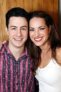 Photo Op - Jersey Boys in SF - Christopher Kale Jones - Jackie Seiden