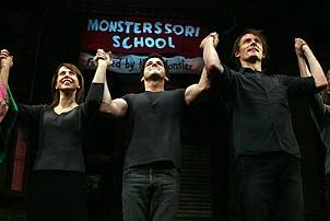 Photo Op - Avenue Q plays 1,500 performance - cc