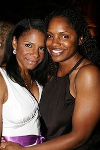 Audra McDonald parents