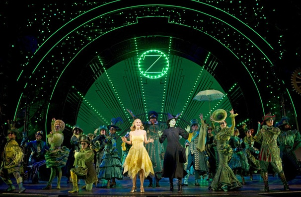 Show Photos - Wicked -  Katie Rose Clarke - Mandy Gonzalez - cast