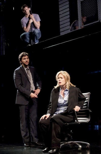 Show Photos - Next to Normal - Kyel Dean Massey - Louis Hobson - Marin Mazzie
