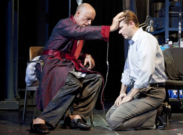 Show Photos - Angels in America - Frank Wood - Bill Heck