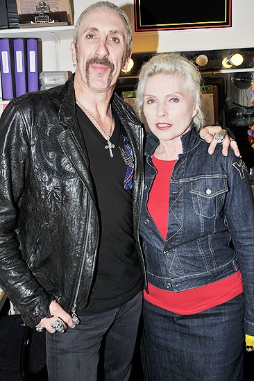 Debbie Harry at Rock of Ages – Dee Snider – Debbie Harry