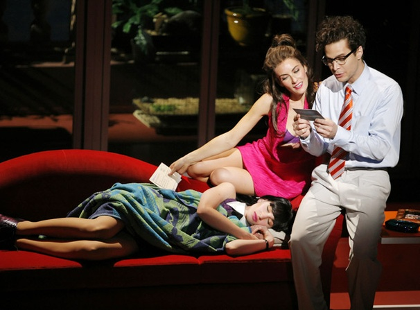 Show Photos - Women on the Verge of a Nervous Breakdown - Nikka Graff Lanzarone - Laura Benati - Justin Guarini