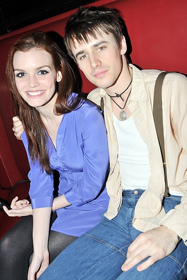Spider-Man Actors Fund – Jennifer Damiano – Reeve Carney