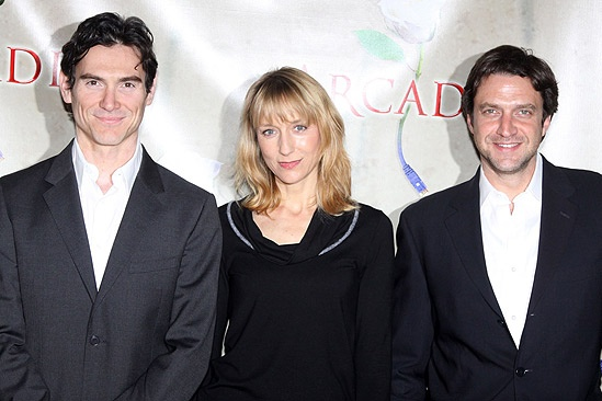 Arcadia meet  Billy Crudup  Lia Williams  Raul Esparza 
