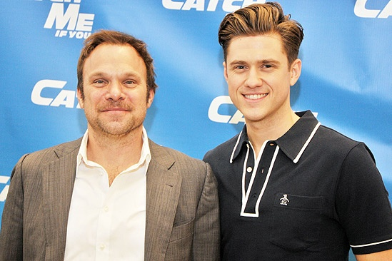 Catch me preview – Norbert Leo Butz – Aaron Tveit 2