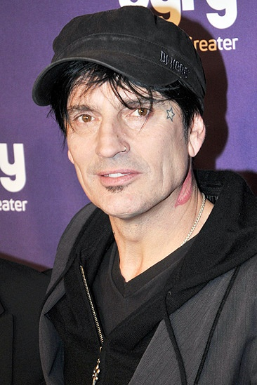 SyFy Stars at &lt;i&gt;Spider-Man, Turn off the Dark&lt;/i&gt; - Tommy Lee
