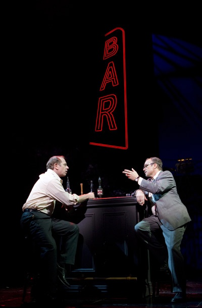 Show Photos - Catch Me If You Can - Tom Wopat - Norbert Leo Butz