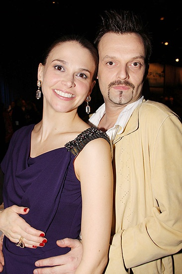 Anything Goes Opening Night – Sutton Foster – Julian Havard